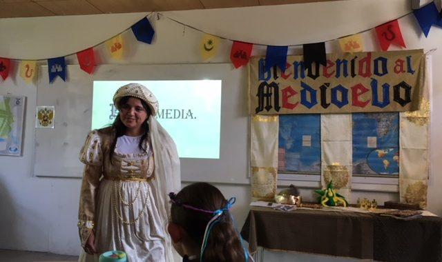 ¡7th Grade Viajó Al Medioevo!