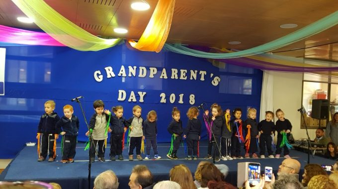 ¡Grandparent's Day!