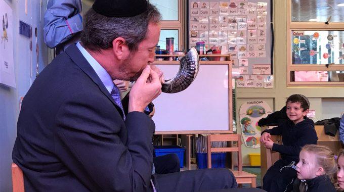 Visita Rav Avi Preschool