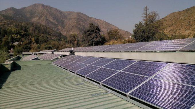 ¡Ya Contamos Con Nuestra Planta De Energía Solar!