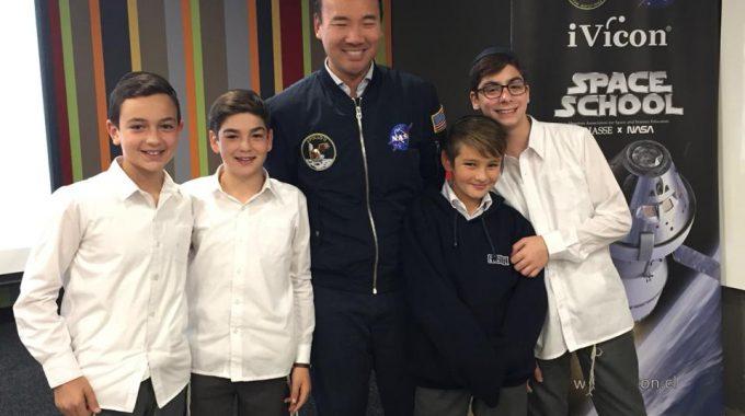 ¡Visita De La NASA!
