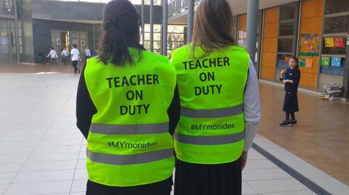 ¡Teachers On Duty!