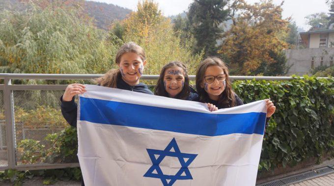 Elementary School Celebra Yom Haatzmaut!