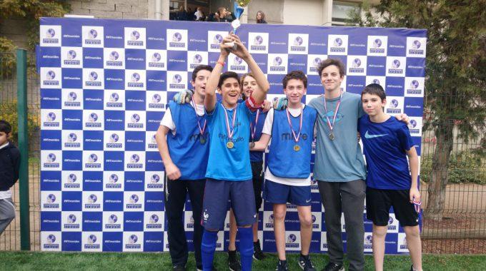 1er Campeonato De Fútbol Intergeneraciones Maimonides 2019