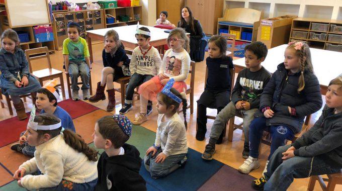 Fraternity Week En Preschool!