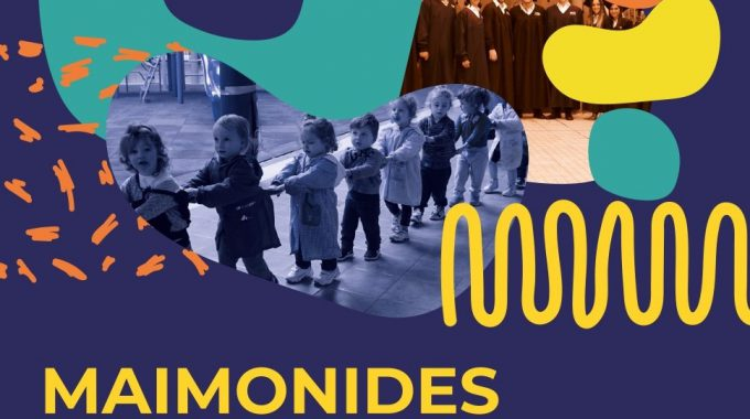 ¡Maimonides School Handbook!