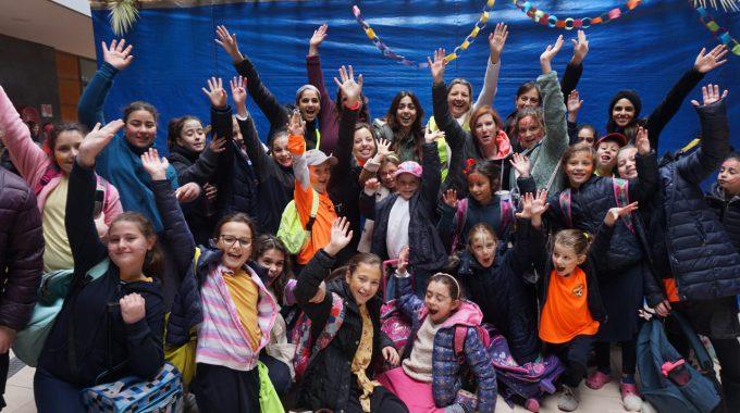 Jol Hamoed En Elementary School!