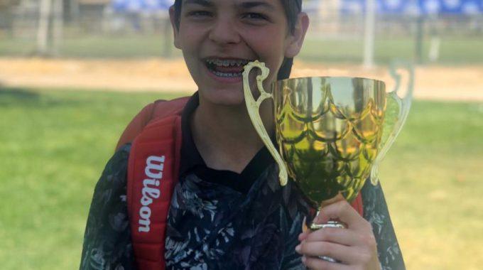 Yair Link Campeón En Torneo Jorge Stark