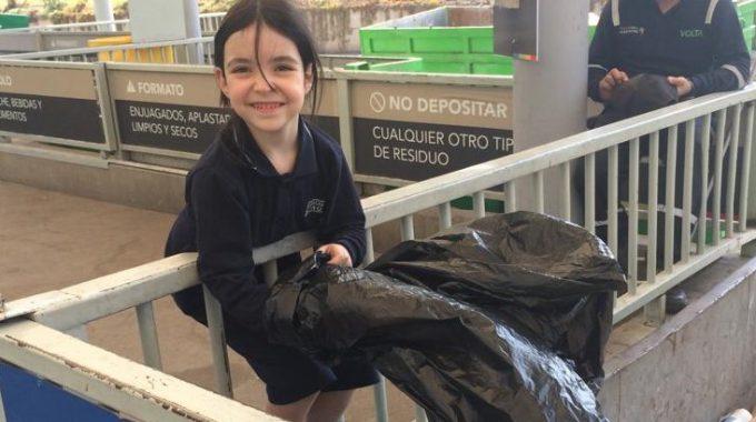 ¡Campaña De Reciclaje!