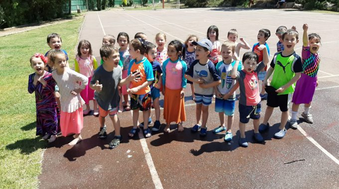 ¡Water Day En Prekinder!