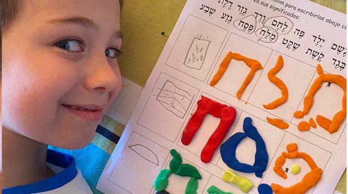 ¡Aprendiendo A Leer En Hebreo!
