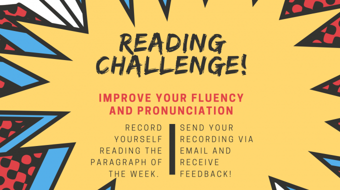 Reading Challenges!