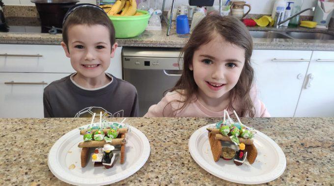 ¡Celebrando Tishrei En Kinder!